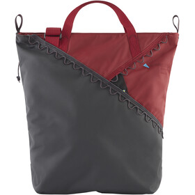 Klättermusen Baggi 3.0 - Bolsa - 22l gris/rojo